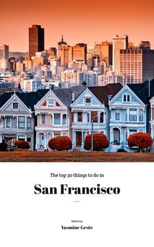 Vintage Houses of San Francisco