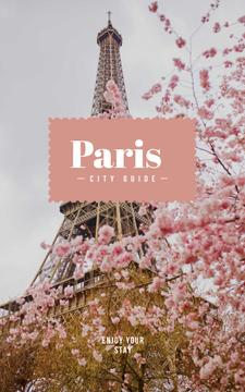 Paris famous travelling spot