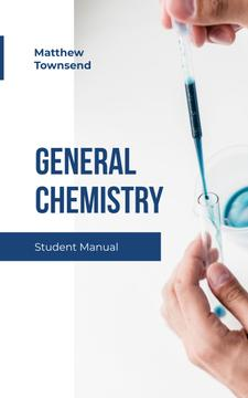 Chemistry Manual Scientist Working with Test Tube