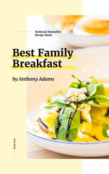 Breakfast Recipes Meal with Greens and Vegetables