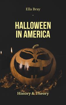 Halloween History Scary Pumpkin Lantern