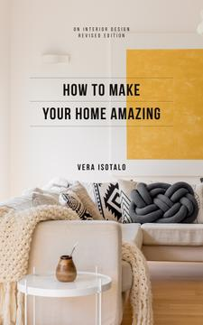 Home Styling Guide Cozy Interior in Light Colors