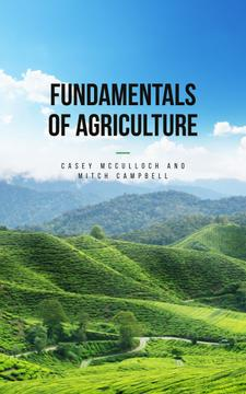 Agriculture Guide Green Valley Landscape