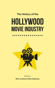 Movie Industry History Vintage Film Projector