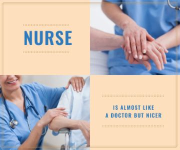 Nurse Caring About Patient