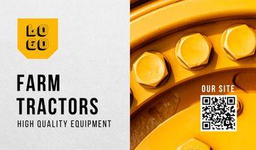 Tractor metal details