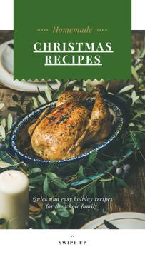 Christmas Recipe Roasted Whole Turkey