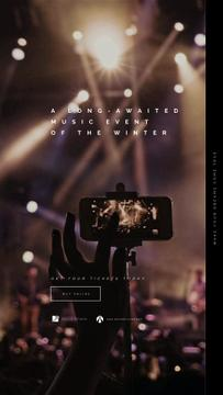 Shooting Concert on Phone