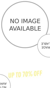 Clothes Sale Stylish Young Girl Bright Circles