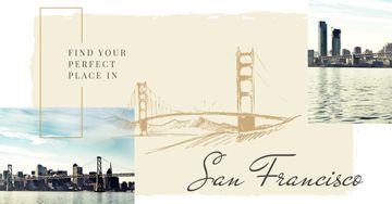 San Francisco Cityscape View