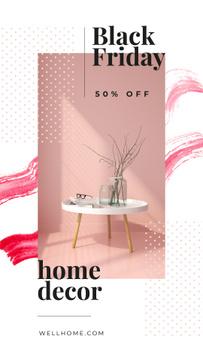 Black Friday Sale Vases for home decor