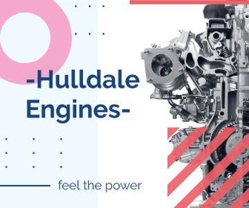 Metal Engine Mechanism