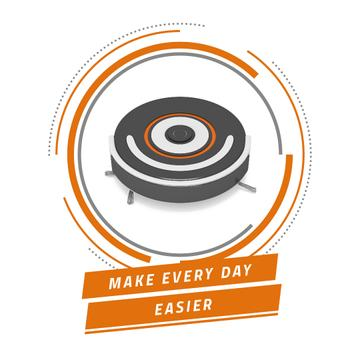Robot vacuum cleaner promotion