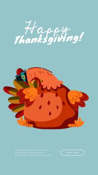 Funny Thanksgiving Turkey