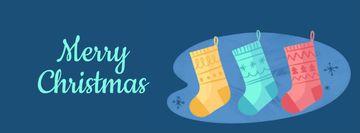 Elves in Christmas socks