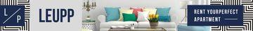 Real Estate Ad Cozy Interior in Bright Colors