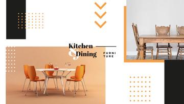 Stylish kitchen interior