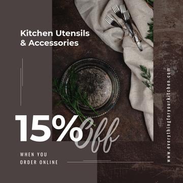 Utensils Sale Kitchen Rustic Tableware