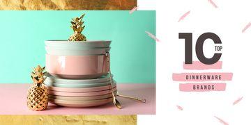 Kitchen ceramic tableware
