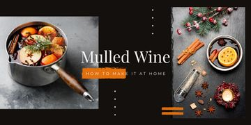 Red mulled wine