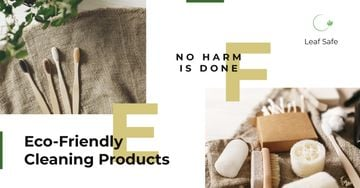 Eco-friendly cleaning products