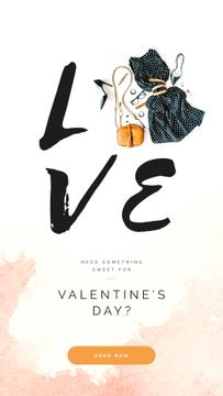 Valentines Stylish clothes and Accessories