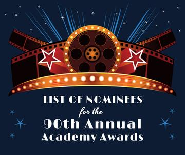 Academy Awards announcement with Film