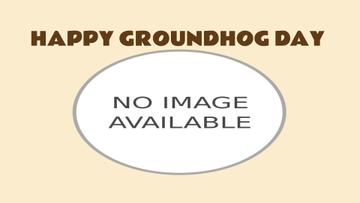 Happy Groundhog Day with funny animals