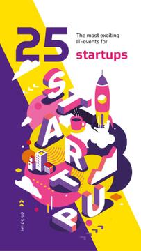 Business startup inscription