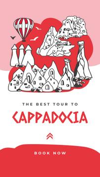 Cappadocia travelling spots