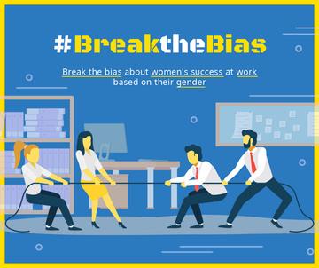 Gender opposition in business