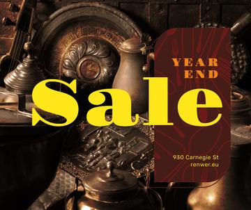 Vintage copper dinnerware Year End sale