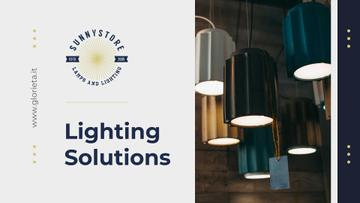 Modern light lamps