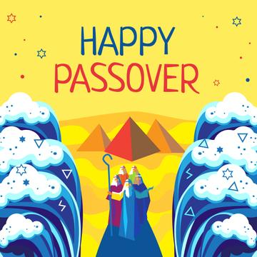 History of Passover holiday
