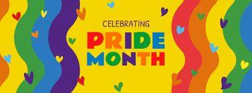 LGBT pride Celebrating
