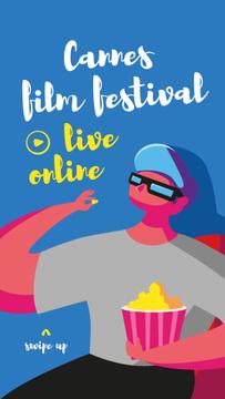 Cannes Film Festival poster