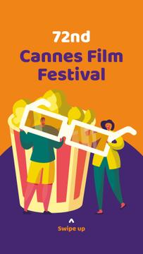 Cannes Film Festival Announcement