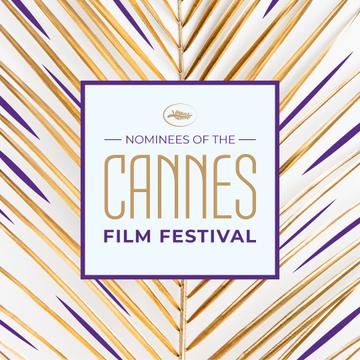Cannes Film Festival on Golden Leaf