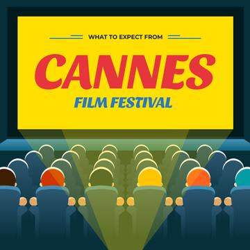 Cannes Film Festival Announcement