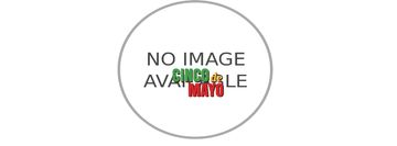 Cinco de Mayo Mexican holiday attributes