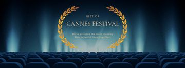 Cannes Film Festival seats in Cinema