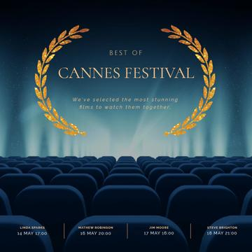 Cannes Film Festival poster