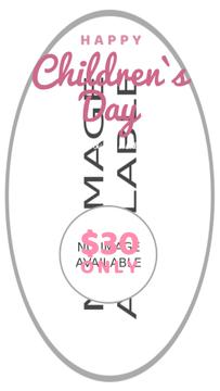 Children's Day Offer Hand Holding Cotton Candy