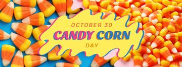 Sweet candy corn