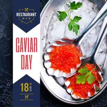 Delicious Salmon Caviar