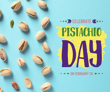 Pistachio nuts day celebration