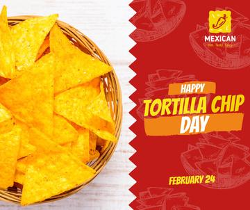 Tortilla chip day celebration
