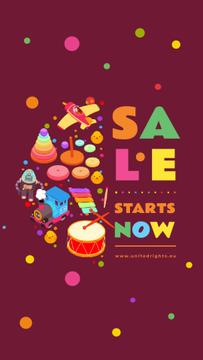 Children's Goods Sale Toys and Musical Instruments