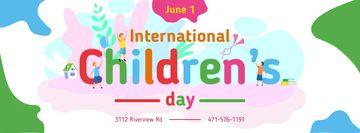 Kids celebrating Children's Day