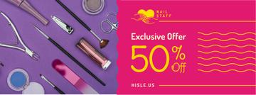 Makeup cosmetics set Offer in pink